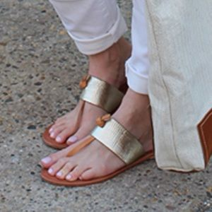 Nice sandals by Joie
